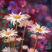 Daisies 12x12 - SOLD