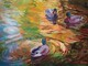 Going Quackers, Oil, 30x40 SOLD
