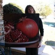 Pomegranate and me